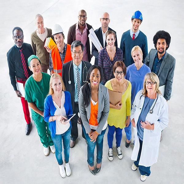 Personal no sanitario de instituciones sanitarias y/o sociales
